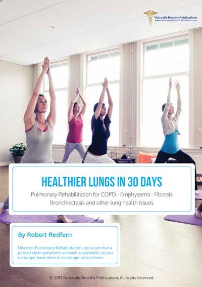 Week 14 (2016) – LUNG DISEASE? It's COPD!