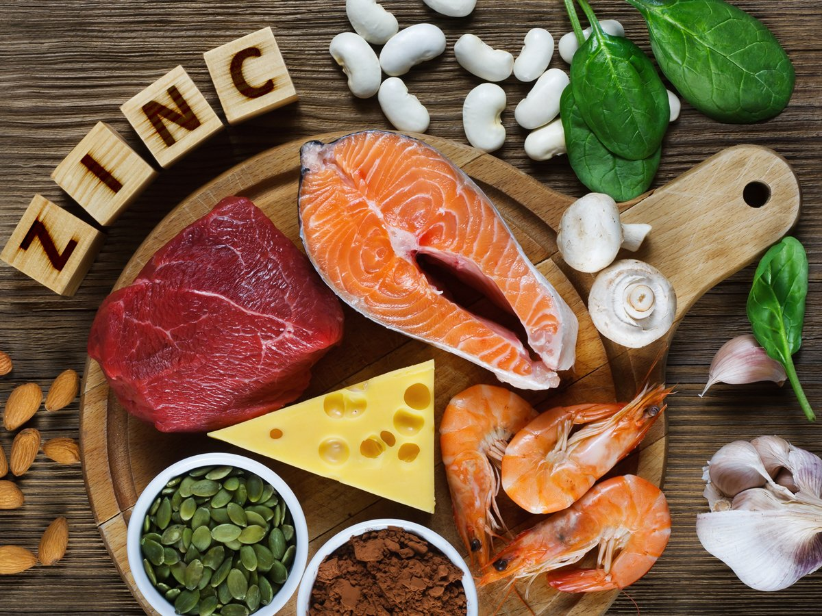 Increasing Iron and Zinc Can Boost Women's Moods