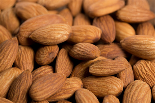 Almonds May Increase Nutrient Uptake