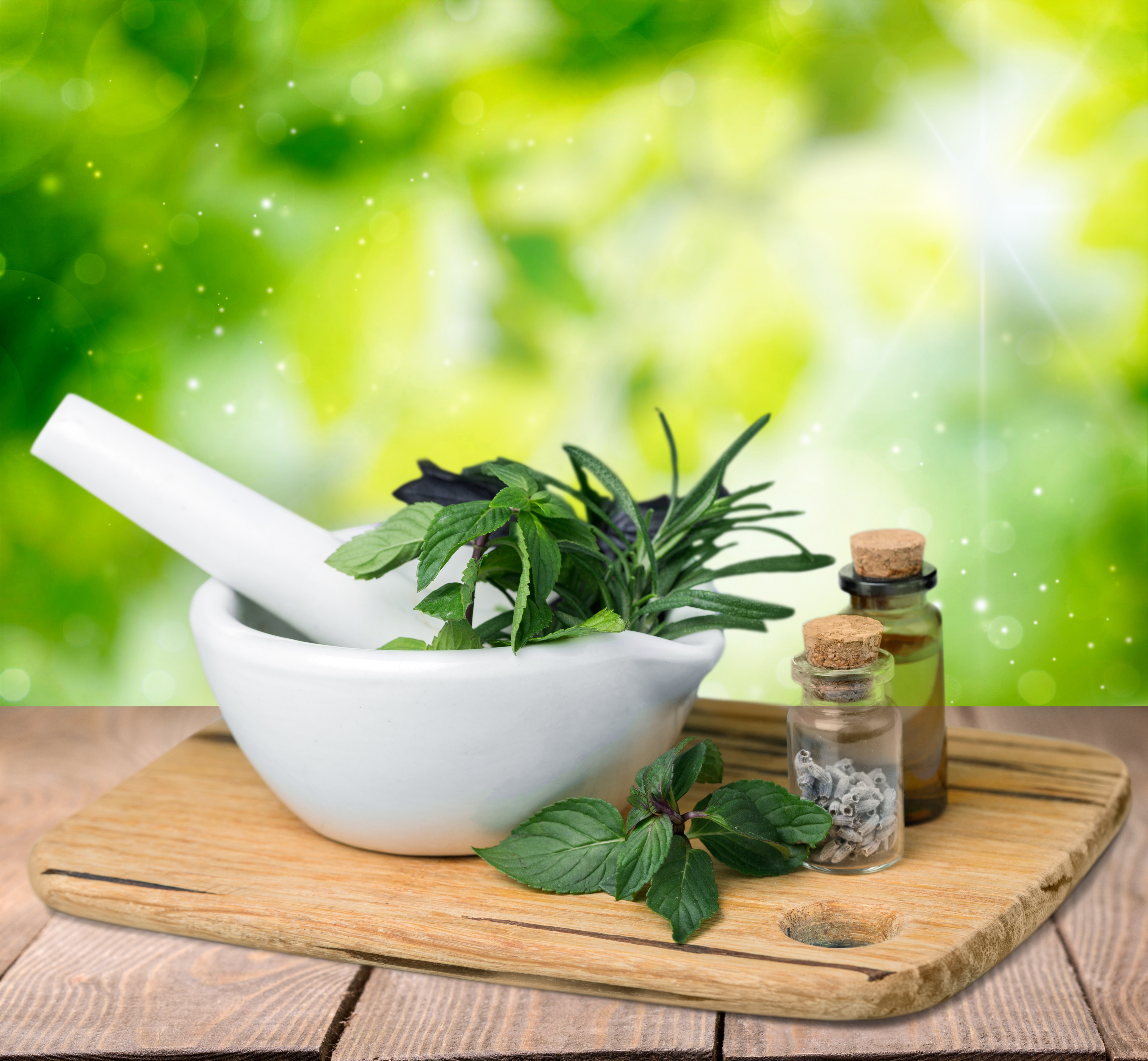 5 Healing Herbs and Their Benefits