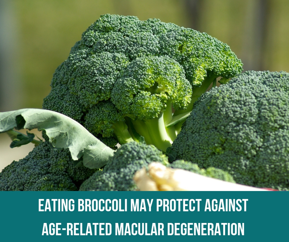 Eating Broccoli May Protect Against AMD