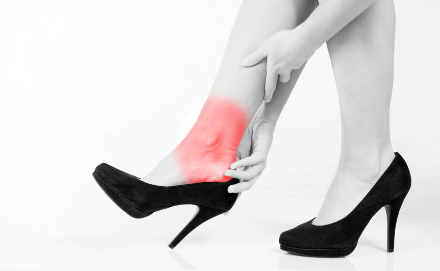 High Heels May Trigger Inflammation Leading To Cancer