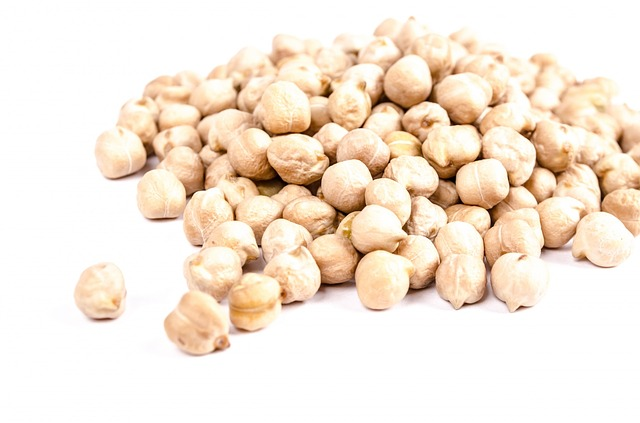 4 Amazing Health Benefits From Eating Chickpeas