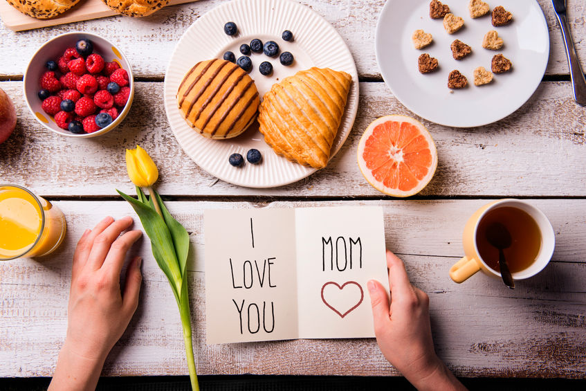 5 Really Healthy Recipes For Mother's Day