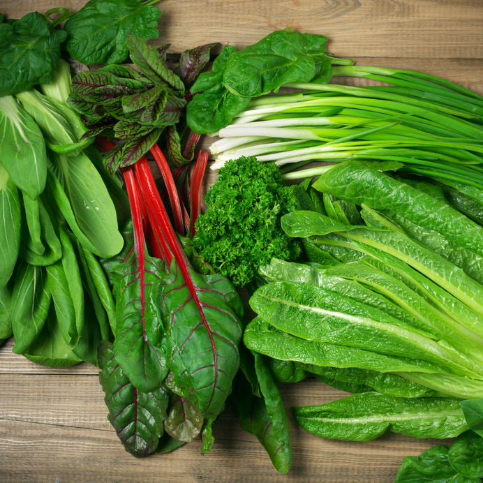 Enjoy These Super Greens For A Good Health Boost!
