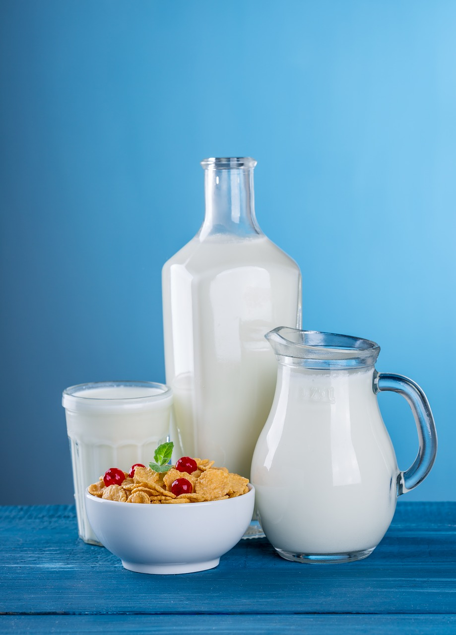 Ditching Dairy? Not A Problem With These Calcium Rich Foods