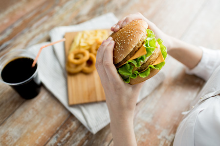 Eating Junk Food Is As Addictive as Drugs According to New Research