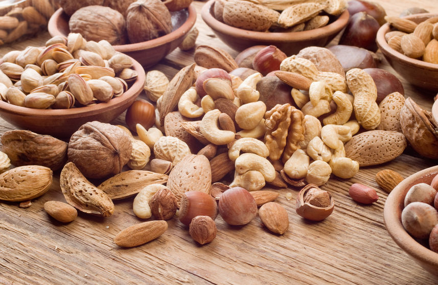 Eating Nuts Linked With Lower Inflammation