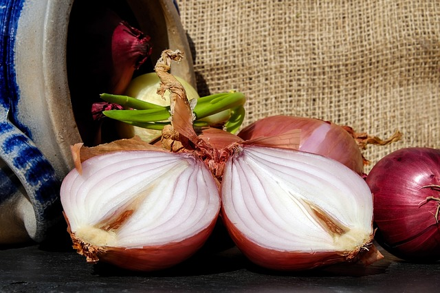 Red Onions Can Provide Powerful Protection Against Cancer Cells