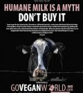 Why 'Humane Milk' Is A Myth And More Healthy Reasons To Ditch Dairy | www.naturallyhealthynews.com