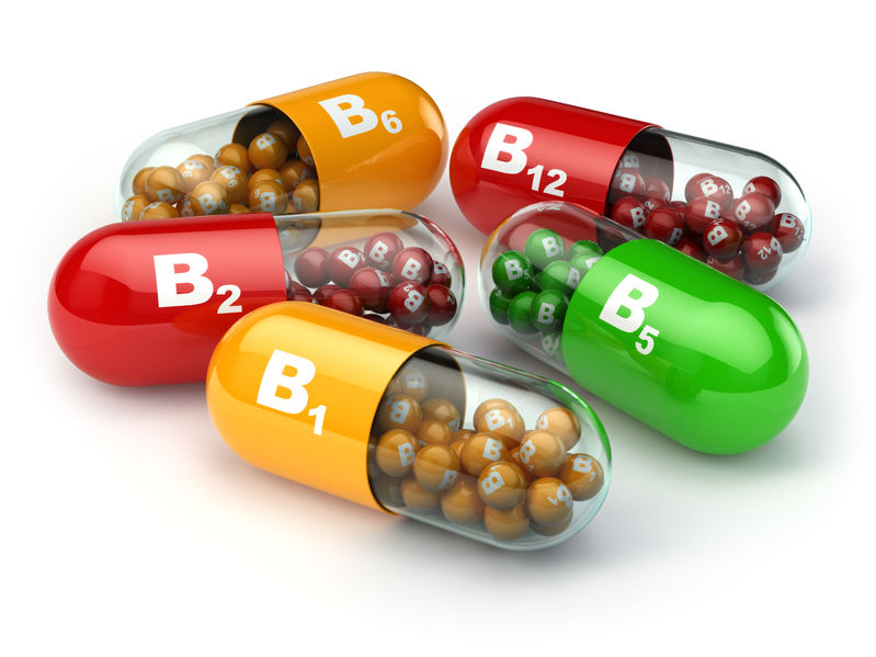 5 Vitamins and Minerals To Boost Brain Power