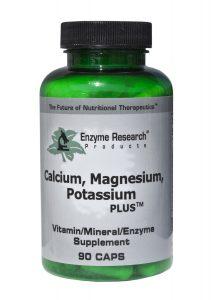 Calcium, Magnesium and Potassium Plus