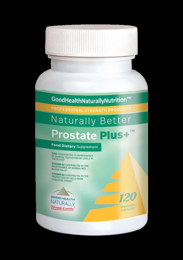 Prostate Plus+