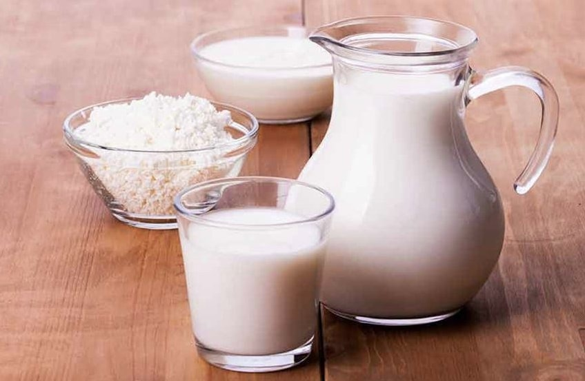No Dairy? Here's Why You May Need An Iodine Supplement…