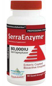 SerraEnzyme™ 80,000IU