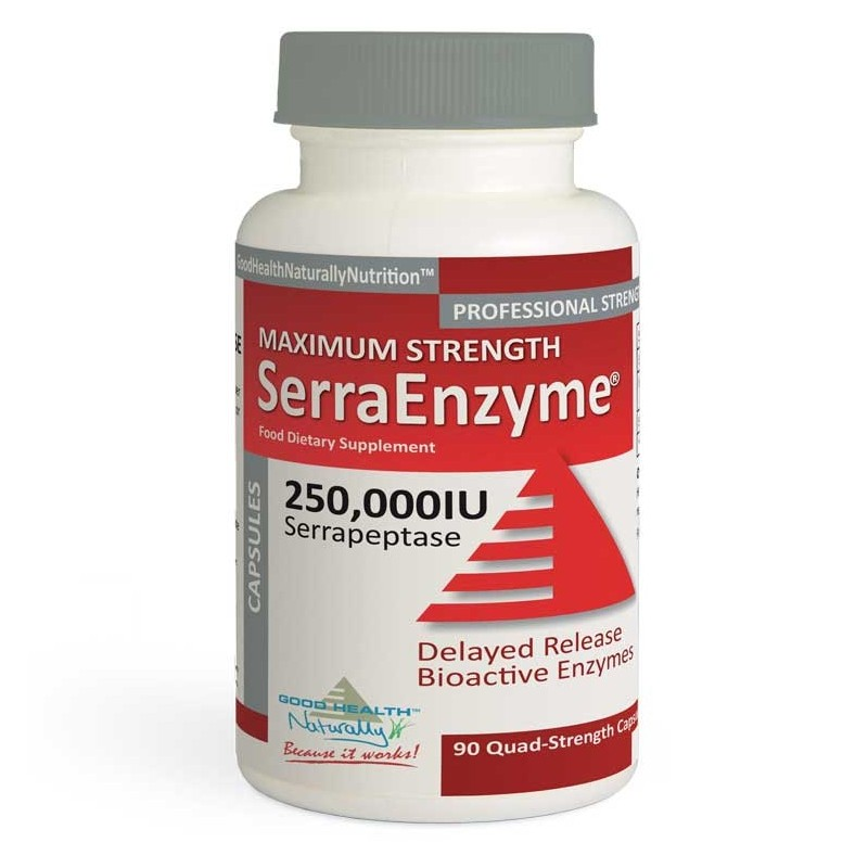SerraEnzyme™ 250,000IU
