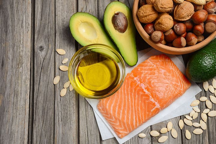 Take Omega-3's For Lowered Blood Pressure