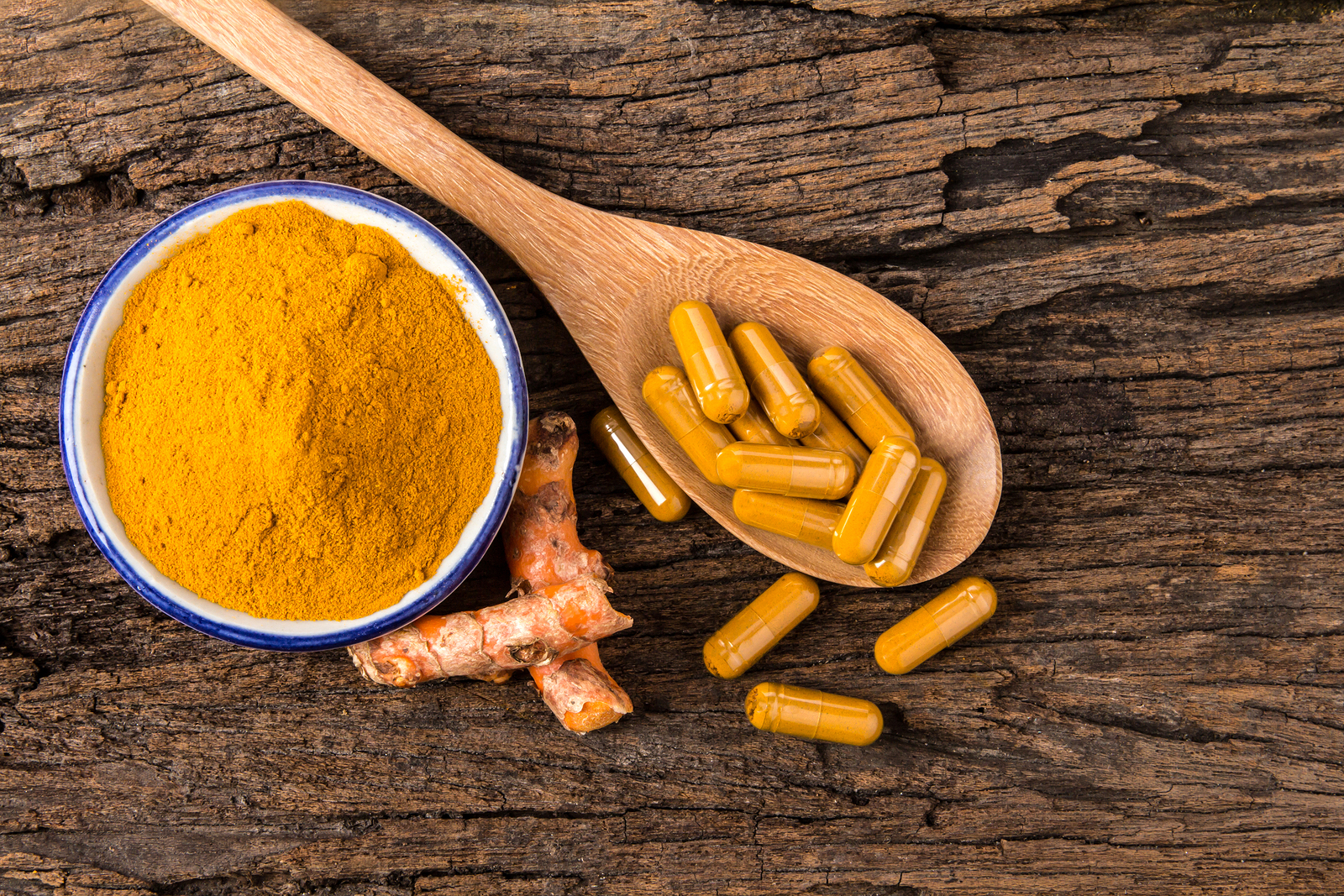 Curcumin Composite Could Help Relieve Arthritis, According to Study