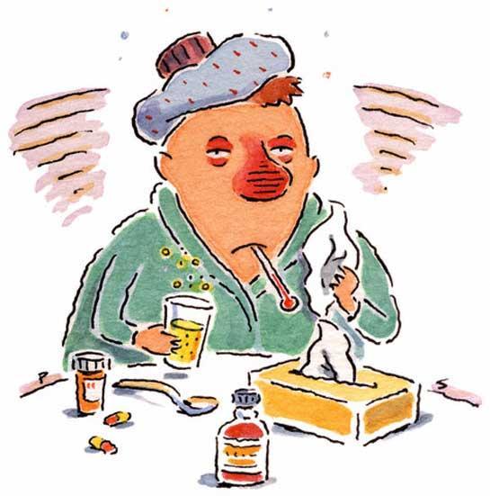 Week 05 (2018) – One Flu Over The Cuckoo's Next