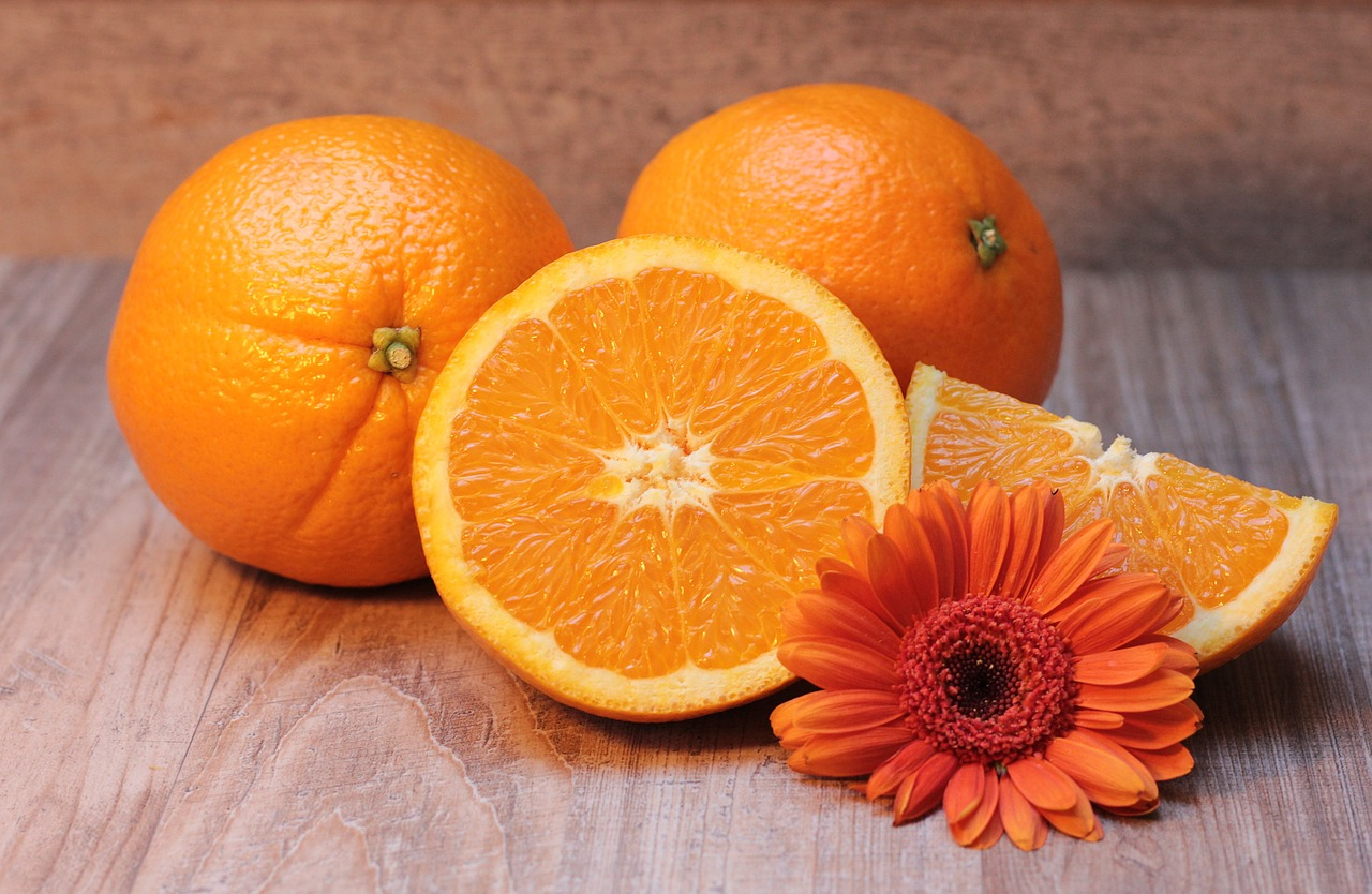 'C' Yourself In Good Health This Vitamin C Day!