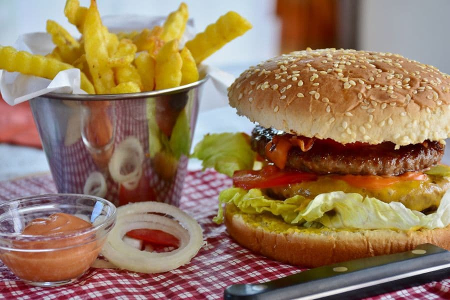 Women Who Eat Fast Food 'Less Likely' To Conceive A Baby