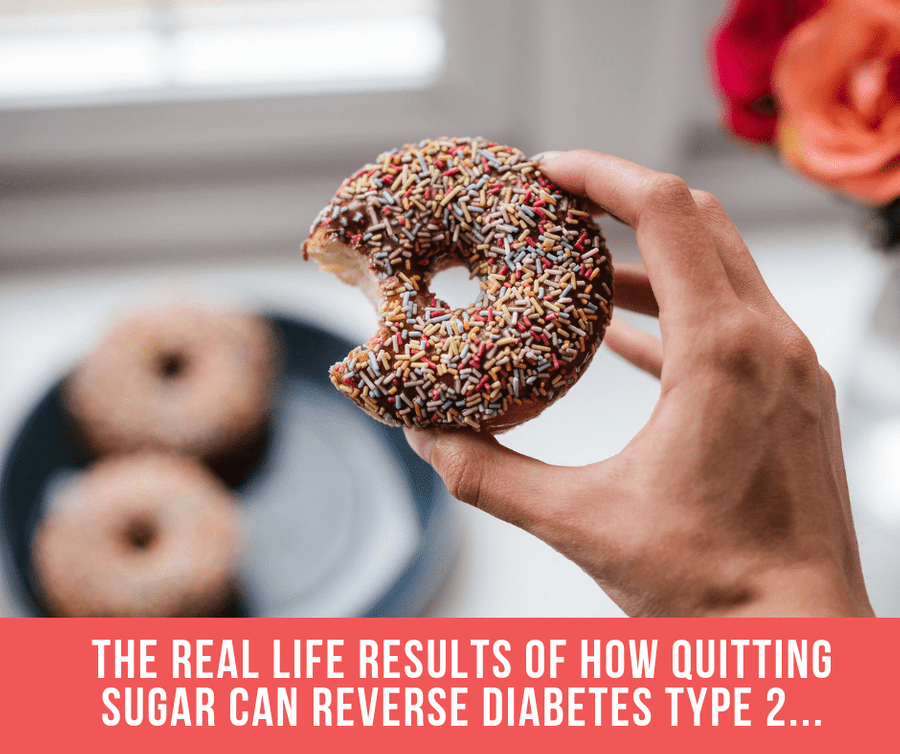 The Real Life Results Of How Quitting Sugar Can Reverse Diabetes Type 2…
