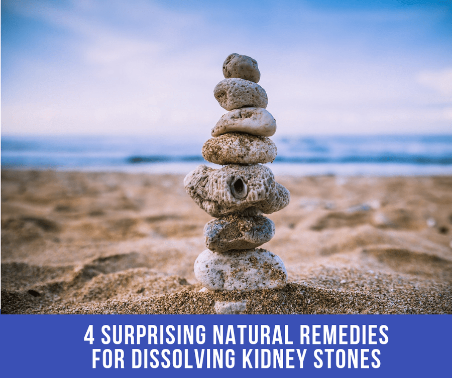 4 Surprising Natural Remedies For Dissolving Kidney Stones