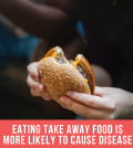 Eating Take Away Food Is More Likely To Cause Disease