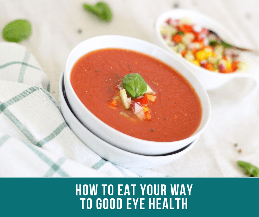 How To Eat Your Way Towards Good Eye Health