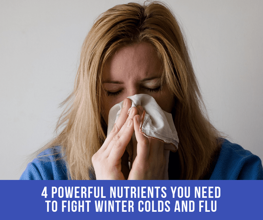 4 Powerful Nutrients To Prevent Colds And Flu This Winter Season