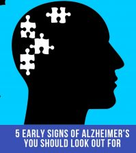 5 Early Signs Of Alzheimer's You Should Look Out For...