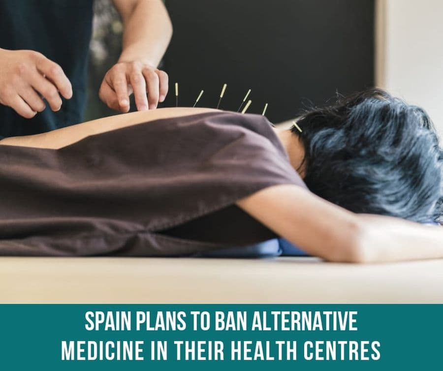 Spain Plans To Ban Alternative Medicine From Their Health Centres