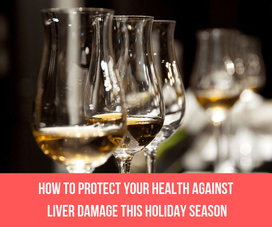 How To Protect Your Health Against Liver Damage This Holiday Season