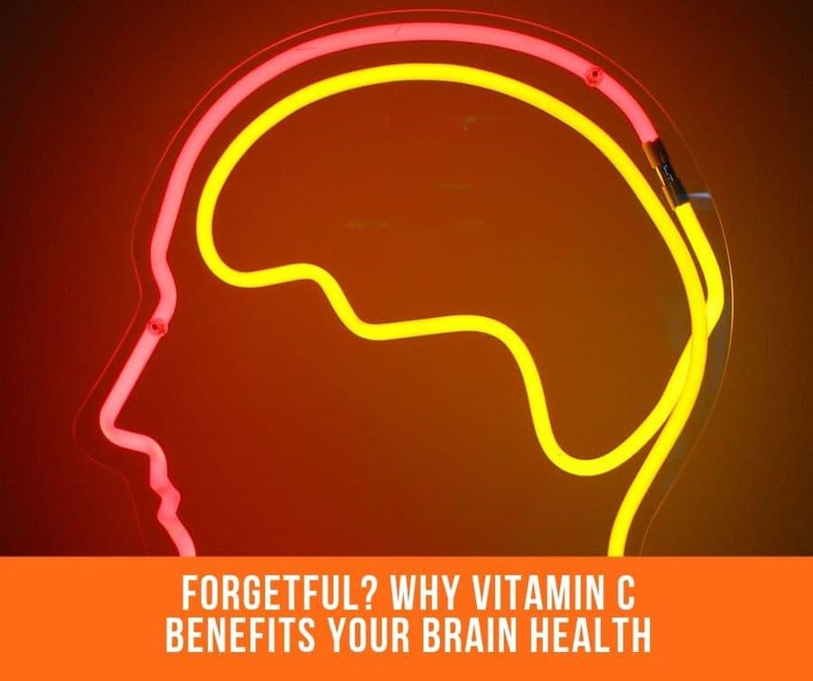 Forgetful? Why Vitamin C Benefits Your Brain Health
