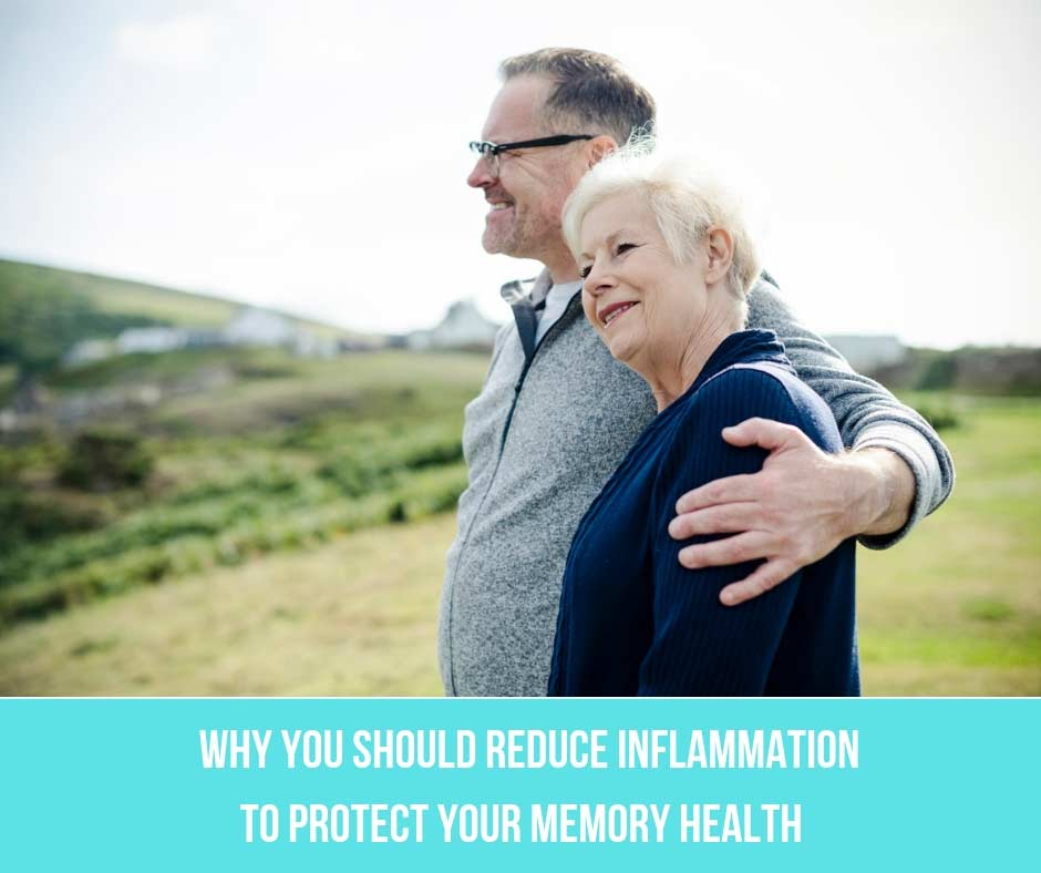 Why You Should Reduce Inflammation To Protect Your Memory Health