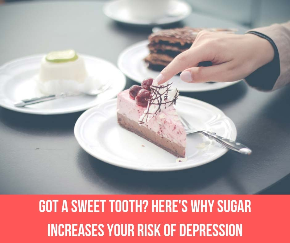 Got A Sweet Tooth? Here's Why Sugar Increases Your Risk Of Depression