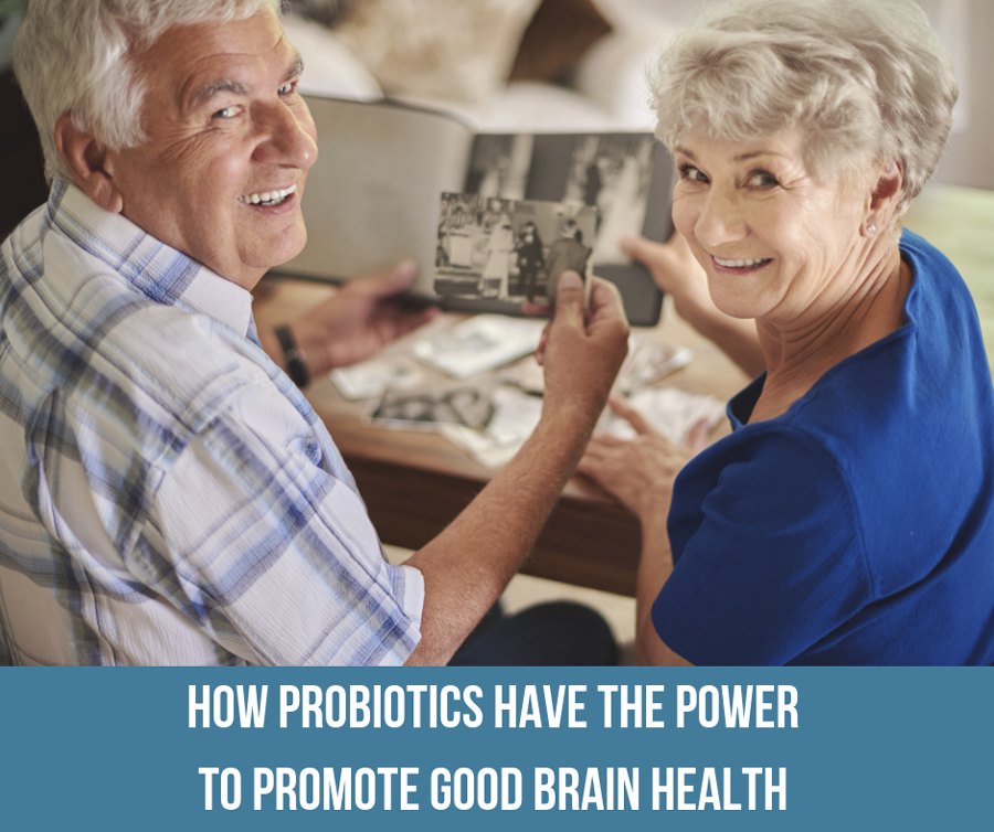 How Probiotics Have The Power To Promote Good Brain Health