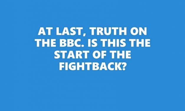 News: BBC Tells The Truth?