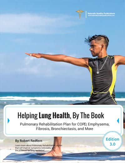 Helping Lung Health, By The Book