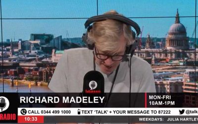 Richard Madeley – Talk Radio