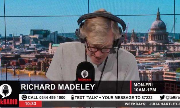 Richard Madeley – Talk Radio