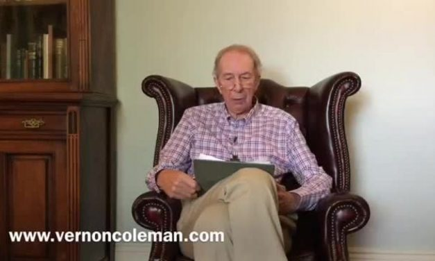 Dr. Vernon Coleman – Proof That Face Masks Does More Harm