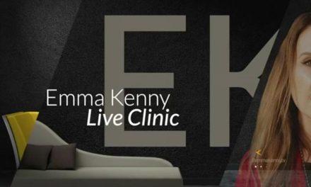 Emma Kenny – Live Clinic