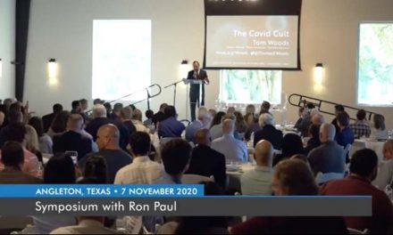 Symposium with Ron Paul