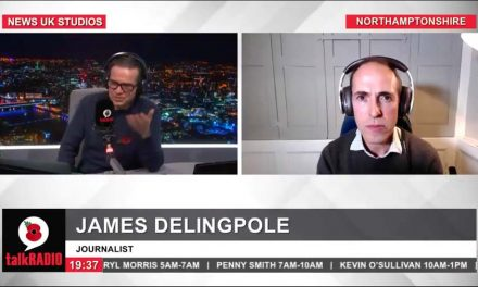 TalkRadio – James Delingpole on The Great Reset