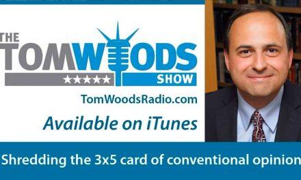 The Tom Woods Show – Ivor Cummins