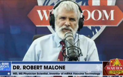 Real America's Voice – Dr Robert Malone